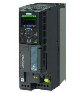 Neue Funktionen für Sinamics G-Reihe und Sinamics G120X