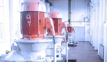 Uhthoff & Zarniko erhält Auftrag zur Revision einer 10 Tonnen schweren vertikalen Regenwasserpumpe