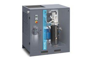 Neue Schraubenkompressoren für kleine und mittlere Unternehmen
