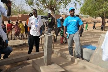 Gardena mit Unicef auf Projektreise in Niger