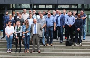 Das dritte Seminar an der FH – Aachen: Vom Abwassertransport bis zur Abwasserreinigung