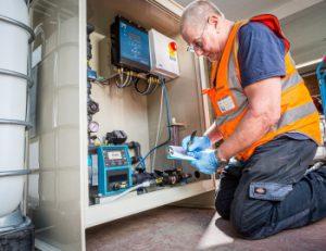 Neue ReNu-Pumpenkopftechnologie bietet genaue Fördermengen bei der Polymerdosierung