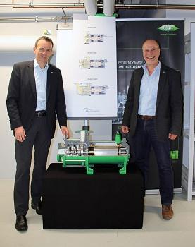 New Cutaway Model of Refrigerant Pump for Ammonia Training