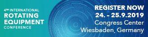 International Rotating Equipment Conference 2019: Mastering Digitization Together