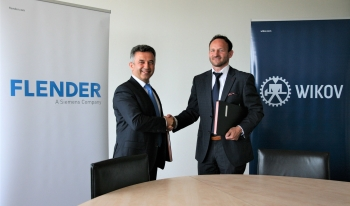 Flender and Wikov Announce Service Cooperation