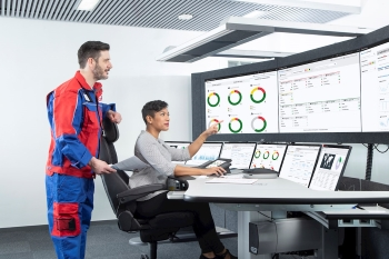 Digitaler Antriebsstrang für maximale Verfügbarkeit und Produktivität