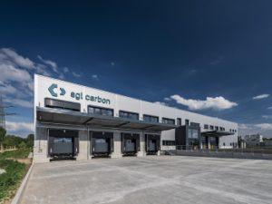 SGL Carbon nimmt Logistikzentrum am Standort Meitingen in Betrieb