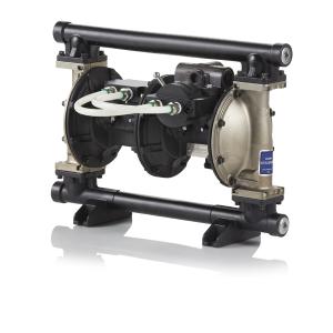 Clevere Konstruktion: Hochdruck- Druckluftmembranpumpe Verderair HP