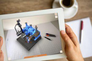Der vollkommene Durchblick: Augmented-Reality-App ermöglicht 3D-Innenansicht von Pumpen
