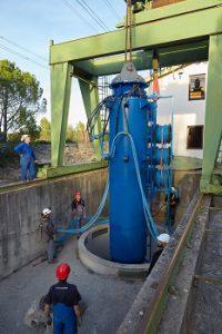 Pleuger-Pumpen versorgen auch in Zukunft Bürger Montpelliers mit Wasser