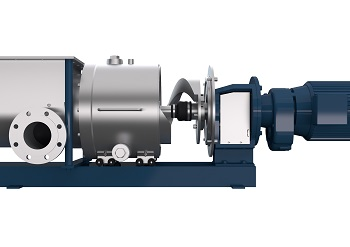 Seepex Extends Smart Maintenance Concepts with Drive Joint Access for Open Hopper Pumps