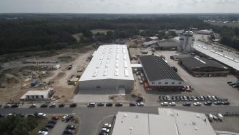 Vogelsang erweitert Produktionskapazitäten am Hauptsitz