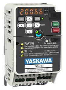 Neue kompakte Frequenzumrichter von Yaskawa