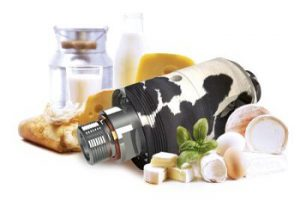 Rotary Joints for the Food Industry from Haag + Zeisler