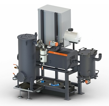 Busch Showcases its new Generation of Extruder Degassing Systems