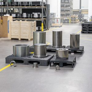 DST Dauermagnet-SystemTechnik fertigt größte und schwerste Magnetkupplung sowie den größten doppelwandigen Spalttopf