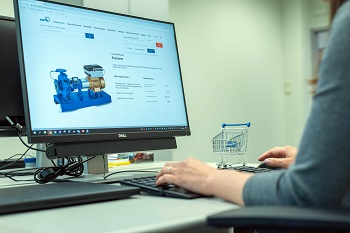 KSB Launches New Website in Sweden