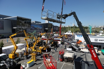 Exhibitors Emphasize High Importance of bauma CTT RUSSIA 2019