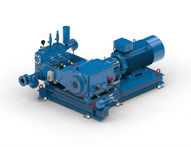 Pump Manufacturer ABEL Received an Order for Eight High Pressure Pumps