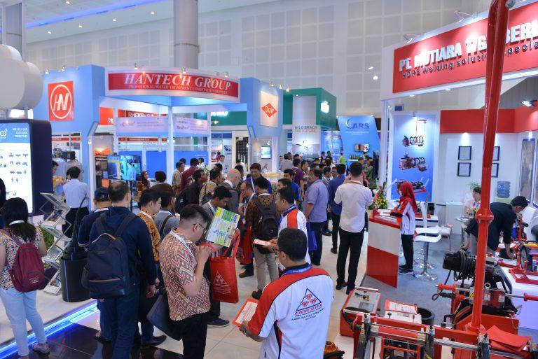 Indowater 2020 – 16. Internationale indonesische Wasserfachmesse in Surabaya