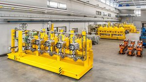 German Pump Technology Rrevents Bore Hole Icing on Offshore Platforms