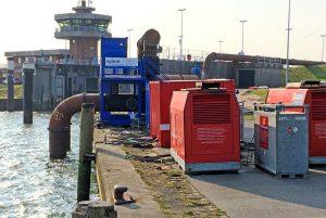 Xylem bietet mit großem Mietpark schnelle Lösungen für Industrie und Kommune in jeder Wetterlage