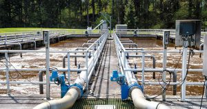 Isny Wastewater Treatment Plant Cleans in Four Stages with Blower Technology Made by Aerzen