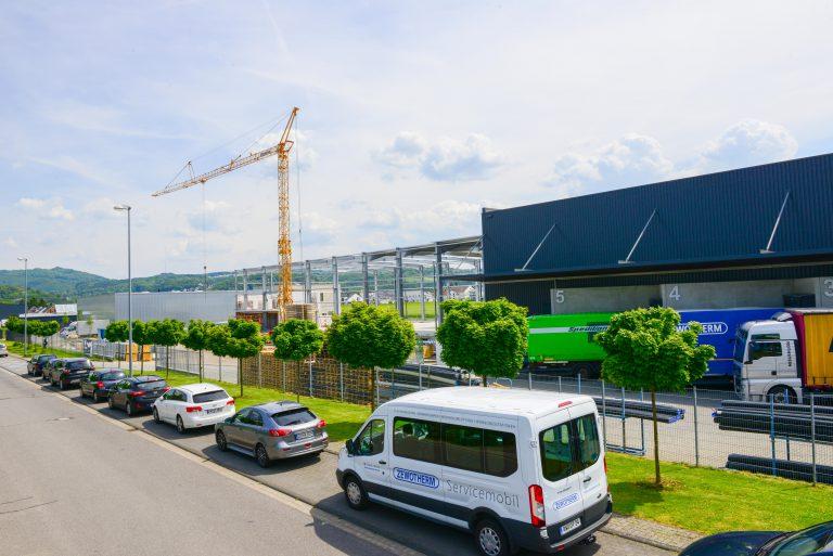 Zewotherm investiert in moderne Logistik