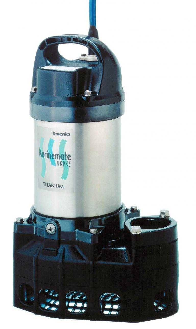 Titan-Pumpen von Tsurumi wehren Angriff ab