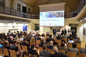 1. Sachsen-Netzwerktreffen Wasser International – Wasserbranche trifft sich in Dresden