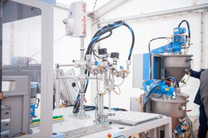 Fichter Maschinen rely on ViscoTec dispensing technology