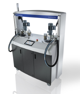 The New LiquiPrep Material Preparation and Feeding Unit for Self-Leveling Media