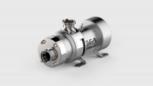 GEA Extends its Pump Program with Screw Pump GEA Hilge Novatwin