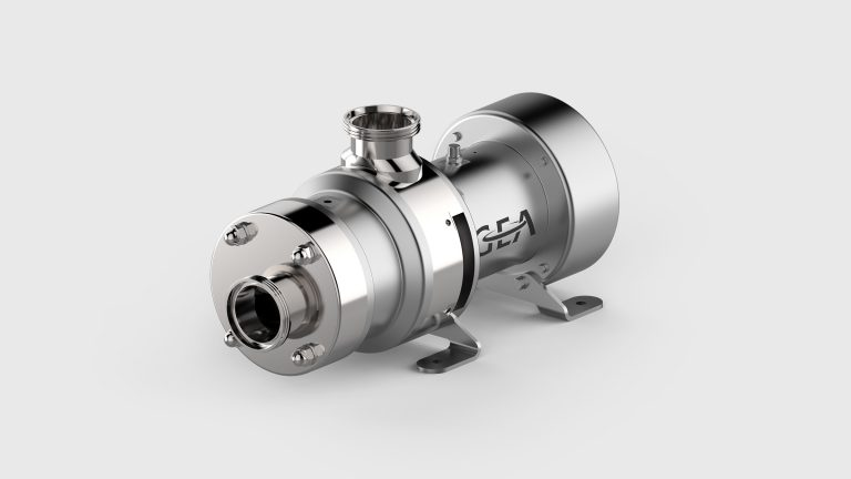 GEA Extends its Pump Program with Screw Pump GEA Hilge Novatwin