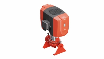 Armstrong Introduces the Self-Regulating Variable Speed Fire Pump