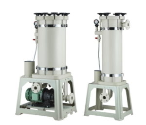 Crest Pumps Introduces New AMF Cartridge Filter System