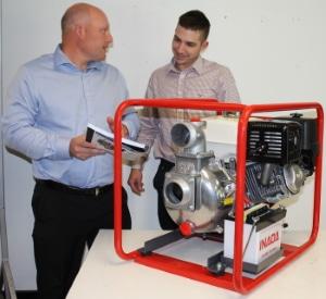 New 3″ Fire Pumps Saving Australian Homes
