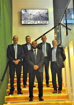 SPX Flow Announces New F&B Channel Partner in Egypt