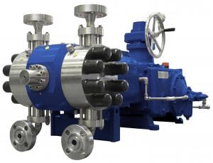 DADD Pumps from SPX Flow Offer Safety, Reliability, Footprint and Weight Advantages