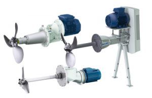 Mix and Match ─ Sulzer Launches New Salomix Agitator Family