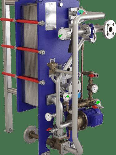 New Alfa Laval AQUA Blue Mini Freshwater Generator Meets Smaller Needs