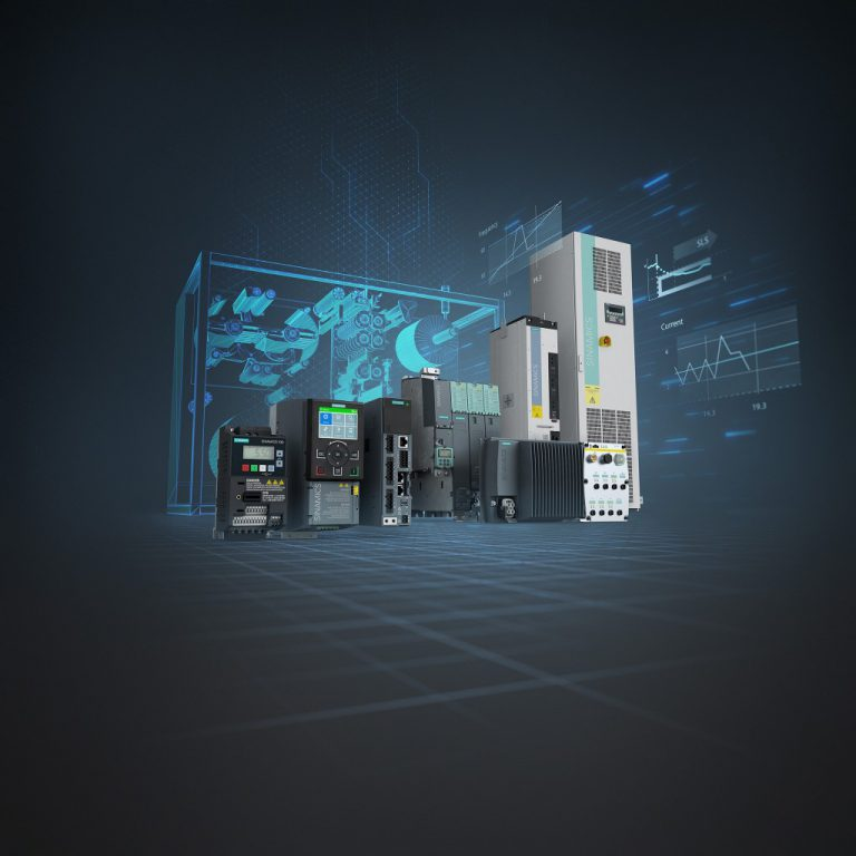 Updates for Siemens Frequency Converter Portfolio