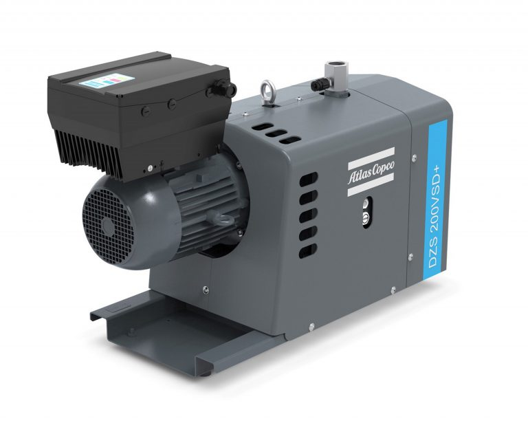 Atlas Copco Launches Intelligent Vacuum Pump Series for Robust Processes
