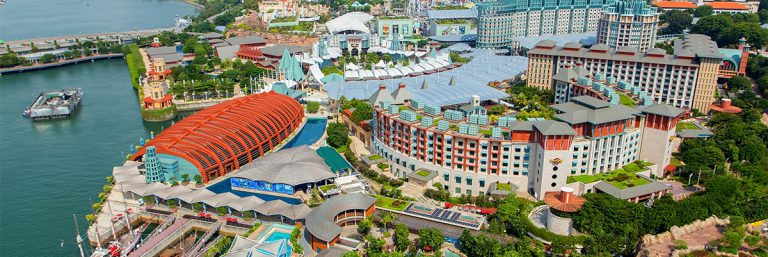 Singapore's Island Resort gets Modern Wastewater Management