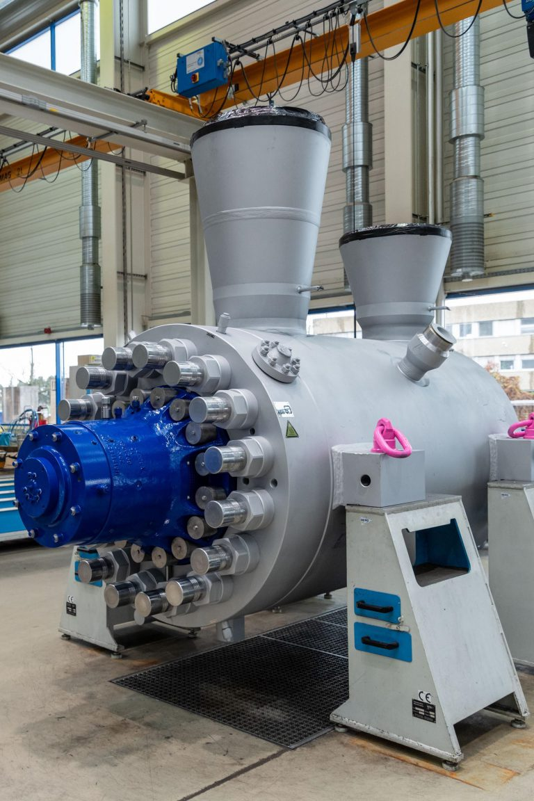 The World's Most Powerful Boiler Feed Pump Dispatched