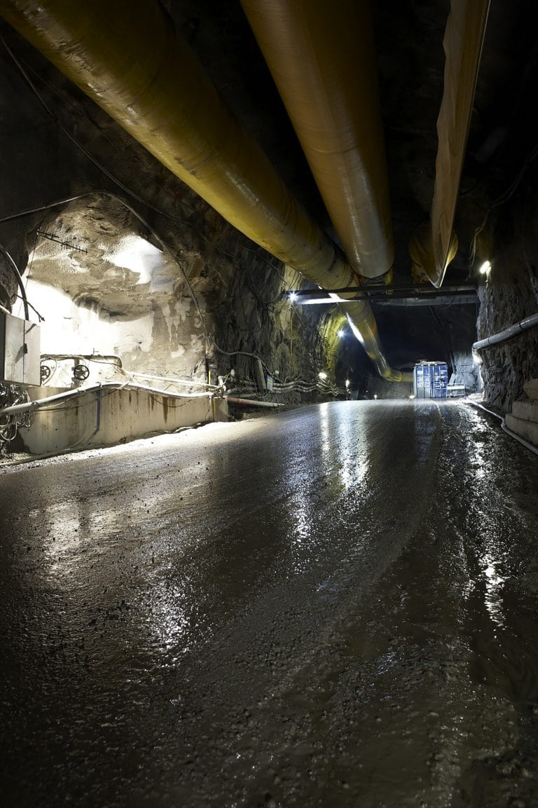 Keeping the Water Where you Want it in Tunnel Construction