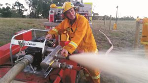 Aussie: Fight Fire from the Sea