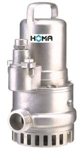 HOMA: Pumps for Aggressive Chemical Media – Cast Stainless Steel Increases Service Life with Maximum Efficiency