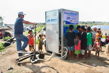 Xylem and Planet Water Foundation Set to Bring Safe Drinking Water to Half a Million People Annually