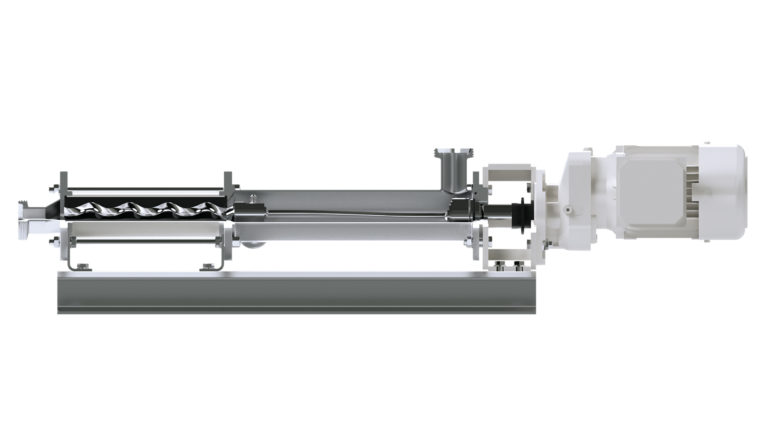Seepex Launches Sanitary Progressive Cavity Pump with Flexible Rod Drive Train Design